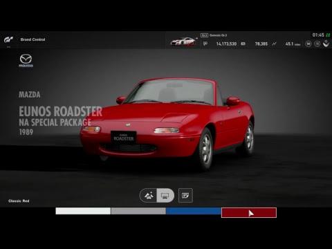 Gran Turismo Sport new update