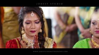 Selvakumar + Theebana - Cinematic Wedding Highlight by Jobest
