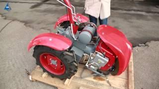 Мотоблок мотор сич МБ-8 бензин от компании ПКФ «Электромотор» - видео 1