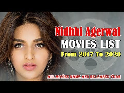 Nidhhi Agerwal | Movies List | All Motion Films निधि अग्रवाल