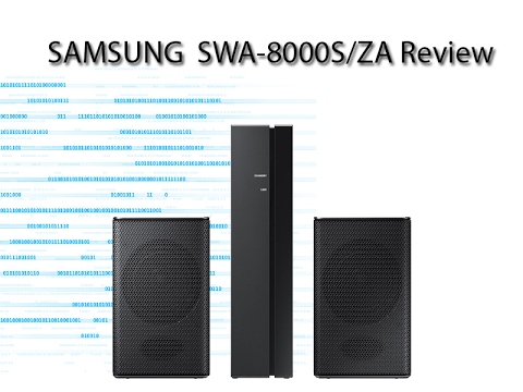 Samsung SWA-8000S/ZA Review