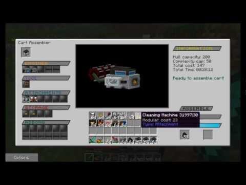 Mod Spotlight - Steve's Carts 2