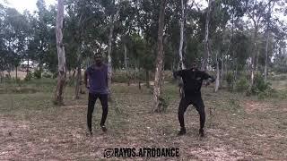 J.derobie Odo Bra Dance By Rayos.afrodance