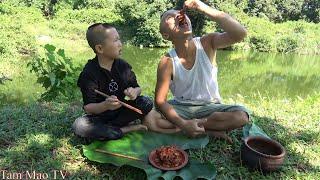 Sốt Vang Bạch Tuộc - Món Ăn Độc Đáo Của Mao Đệ Ngon Tuyệt Đỉnh