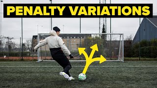 Top 20 creative ways to take a penalty