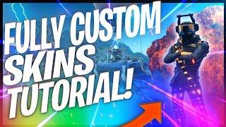 fortnite custom skins mod download - 免费在线视频最佳电影