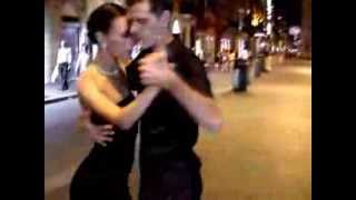 """Video thumbnail of """"Fantastic Argentinian Tango Street Dance Accompanied By Armik's Lovely Music (Tropical Breeze) آرمیک"""""""