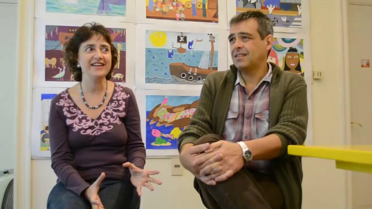 Taller de Montevideo: ¿Cómo se estimula la creatividad del niño?