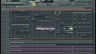 Armin van Buuren - I Live For That Energy (ASOT800 ANTHEM)|FL Studio 10 rework by @Arcadio