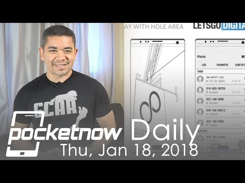 "Samsung patents fix ""The Notch,"" iPhone performance boost & more – Pocketnow Daily"