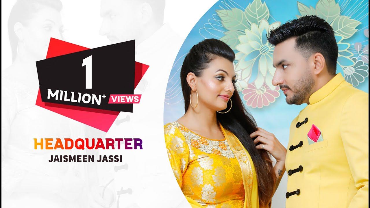 Headquarter (Peka to Theka) Official Video | Deep Dhillon & Jaismeen Jassi