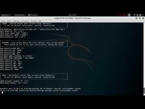 Testing Openbts - смотреть онлайн на Hah Life