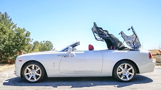 5 INSANE Features Of The Rolls Royce Dawn!!!