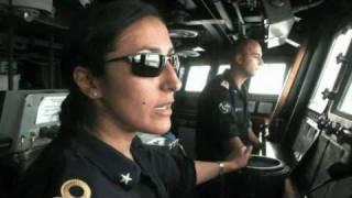 Marina Militare - Rifornimento laterale Nave Libeccio