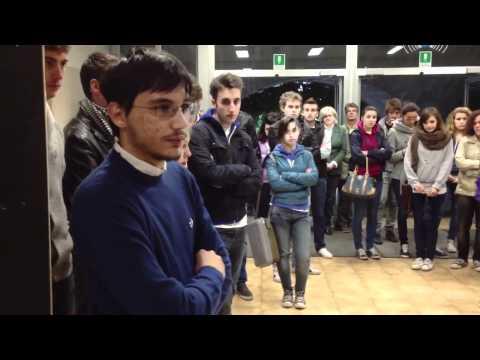 Studenti di Busto Arsizio ricordano Melissa Bassi