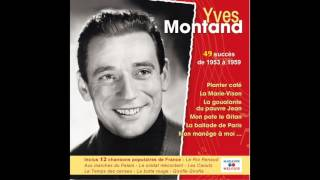 Yves Montand - Si jolie