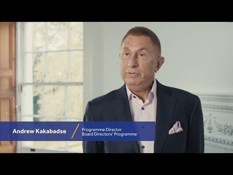 Board Directors' Programme video thumbnail