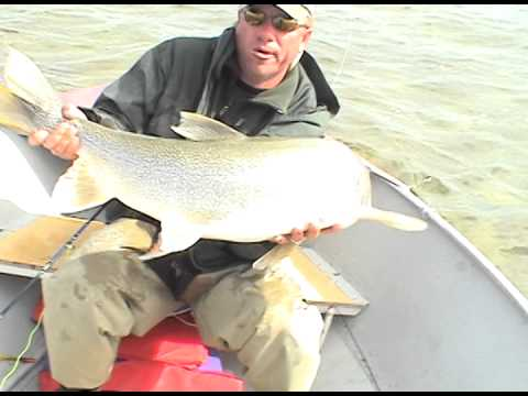 Living Waters (fly fishing for lake trout in the Arctic)
