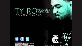 """Knock Knock"" by Ty-Ro (Young Soulja) feat MsDrea"