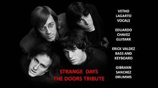 THE HILL DWELLERS NOT TO TOUCH THE EARTH SUBTITULOS ESPAÑOL STRANGE DAYS TRIBUTO THE DOORS