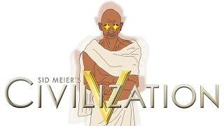 Civilization 5: Gandhi Rises