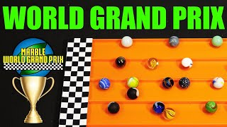 Marble Race Tournament: World Grand Prix 2017