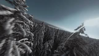 Far Away - Winter FPV Cinematic