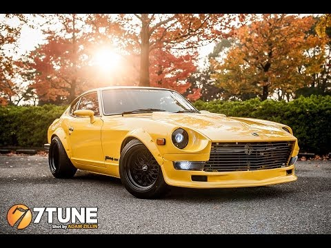 360HP DATSUN FAIRLADY S30Z WALKAROUND