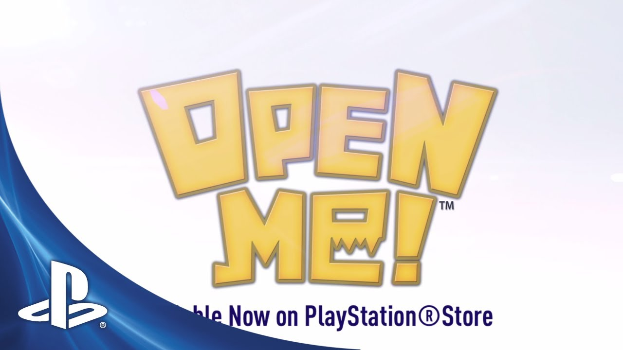 Unlock the Mysteries of Open Me on PS Vita Today
