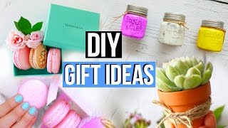 DIY Gift Ideas + Party Favors! BuzzFeed Inspired