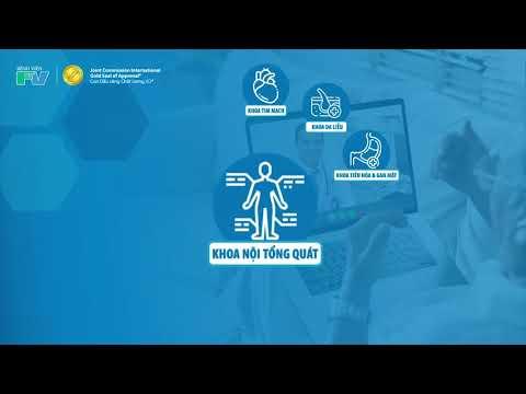 Dịch vụ khám bệnh từ xa Bệnh viện FV – Theo dõi bệnh lý an toàn, thuận tiện