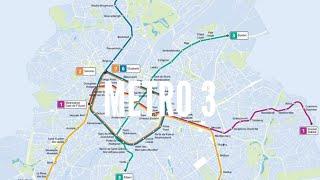 Brussels 'Metro Nord' site visit