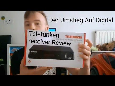 TELEFUNKEN Kabel Receiver HD DVB-C