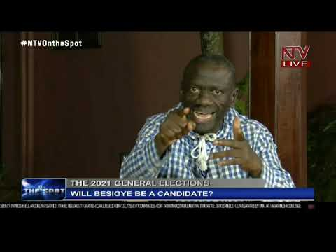 Will Besigye be a presidential candidate in 2021? | ON THE SPOT