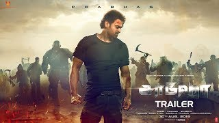 Saaho - Official Tamil Trailer