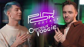 Cергей Voogie Валяев. Как начать, где учиться и как не умереть фрилансеру в 4 стенах? Pinok Podcast