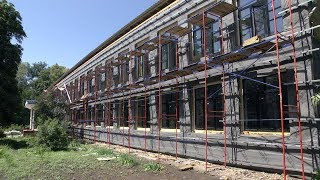Дніпропетровська ОДА оновлює Святовасилівську опорну школу вперше за майже півстоліття