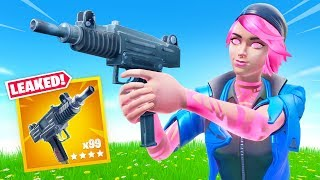 Top 5 UNRELEASED Fortnite Guns THAT GOT LEAKED!