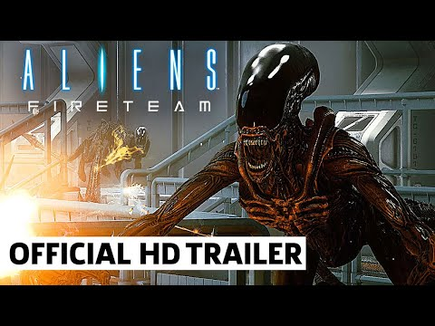 Aliens: Fireteam Announcement Trailer