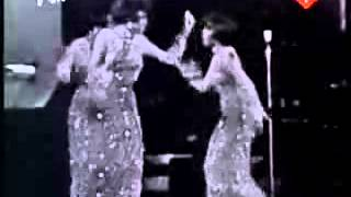 The Lady Is A Tramp & Let's Get Away From It All -Diana Ross & the Supremes-