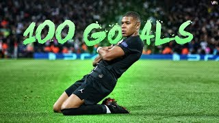 Kylian Mbappé   All 100 Career Goals