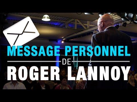 À La Rencontre De Roger Lannoy En 10 Minutes