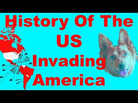 History of the US Invading America - Radical Reviewer