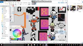 How to Change Sprite or Repaint From Undertale - Самые