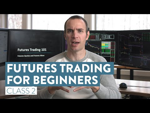 How To Trade Futures For Beginners   The Basics of Futures ...