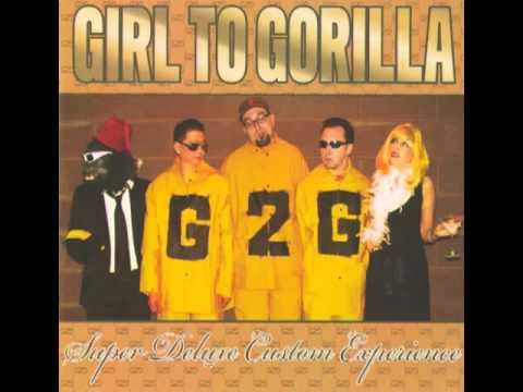 Girl to Gorilla - Cemetary