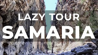 Film from the Samaria Gorge