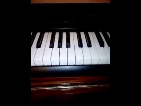 Comedoz - Ямайка(разбор на пианино)