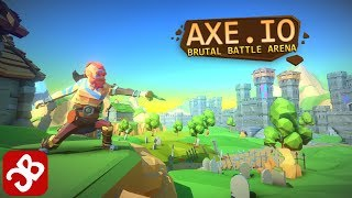 AXE.IO (By Crescent Moon Games) - iOS/Android - Gameplay Video