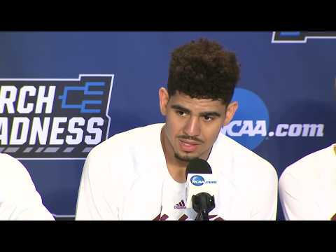 News Conference: Texas A&M & North Carolina - Postgame